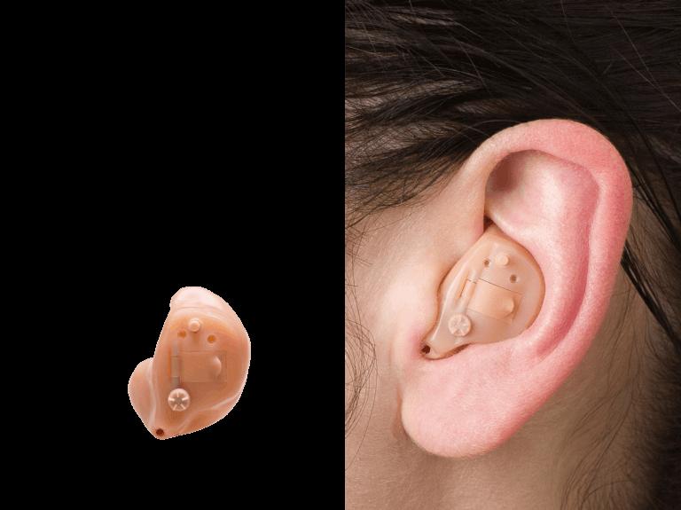 Máy trợ thính đeo trong tai (ITE)