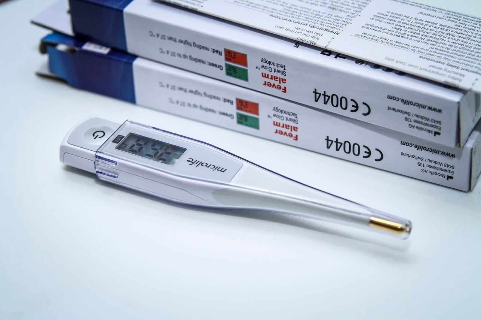 Nhiệt kế điện tử Microlife được tin dùng bởi nhiều khách hàng trên thế giới