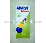Alvityl Defenses 120ml